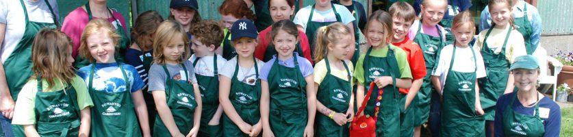 Potting Shed Garden Camp Debut