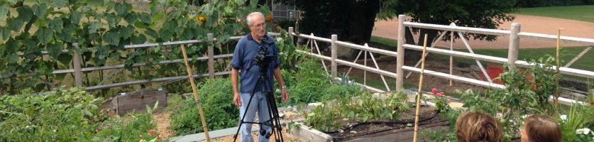 Nick Mancini's Spotlight on the Potting Shed