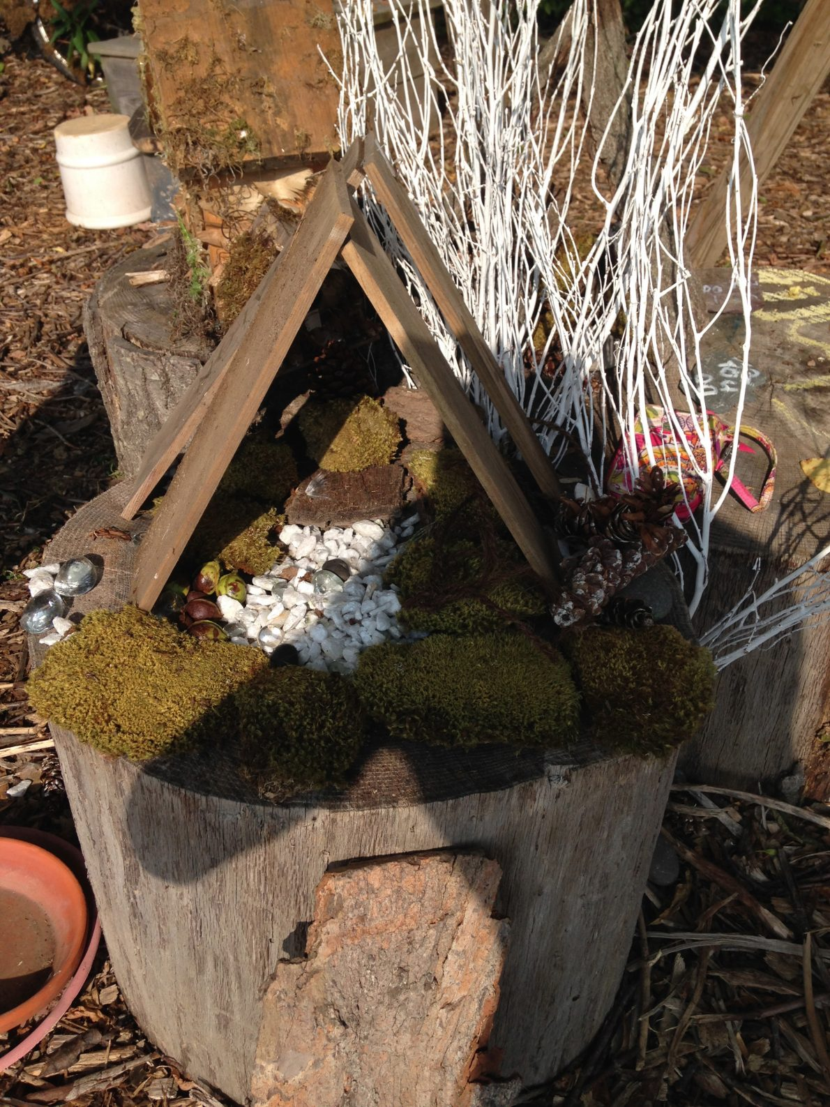 Fairy World at the Potting Shed
