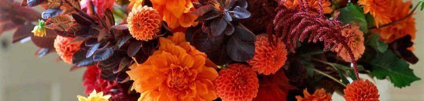 Heirloom Autumnal Flemish Floral Design Workshop