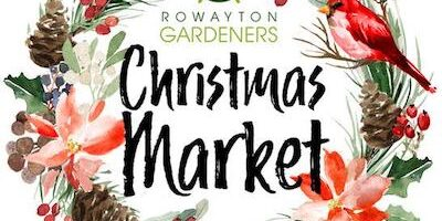 Christmas Market Online November 18-29