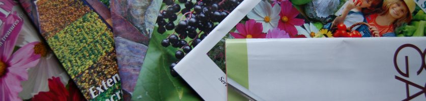 Seed Catalogs – Do You Have a Favorite?