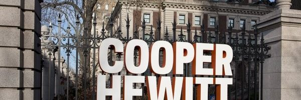 Field Trip to NYC's Cooper-Hewitt Museum