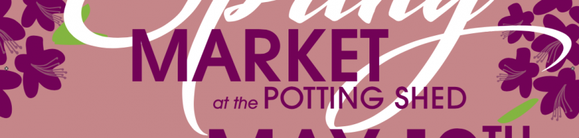 Spring Market Countdown:  Lots of Ways to Contribute!
