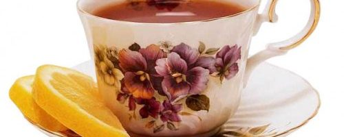 Thank You – Amaryllis Tea