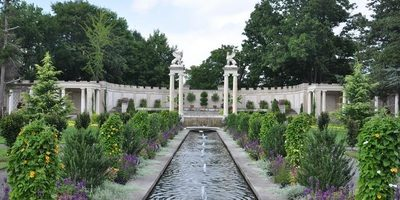Field Trip to Untermyer Gardens Conservancy