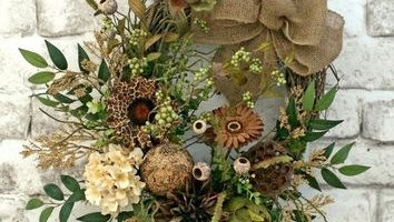 Thank You – Winter Wreath Making